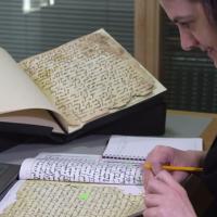 مخطوطات القرآن والفيلولوجيا الرقمية: حوار مع الدكتورة البا فيديلي
